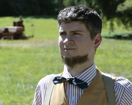Michael Schur As Mose The Office
